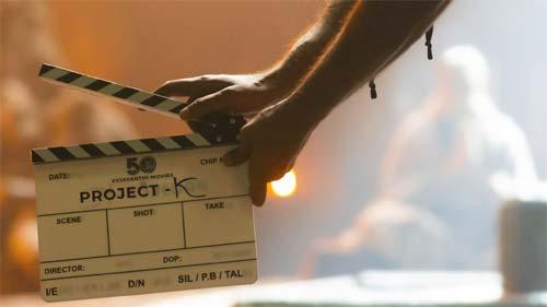 Prabhas sounds first clap for Project K