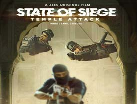 State of Siege : Temple Attack Movie Review
