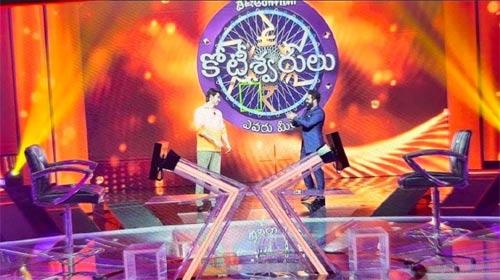 Pic Talk: Mahesh Babu and Jr NTR on EMK stage
