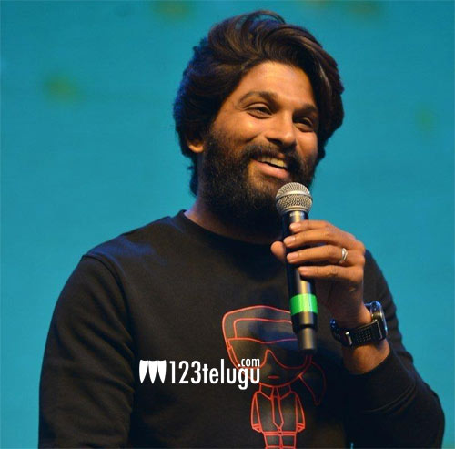 Allu Arjun to grace Pushpaka Vimanam's pre-release event?