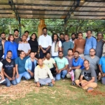 "Manchu Vishnu to host India's 36 Celebrated Wood Carving Artists Live Work ""Jnana' in Tirupati"