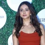 Rakul Preet Singh at Global fit and fab awards