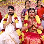 Actress Archana's wedding reception
