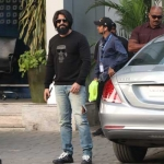 KGF Star Yash spotted at airport