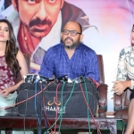 Disco Raja press meet