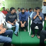 Celebs pay homage to Srikanth's father