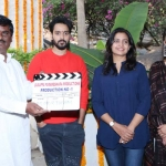 Sumanth Ashwin New Movie Launch