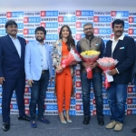 Pooja Hegde Launches Samsung S20 Mobile at Madhapur
