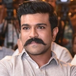 Ram Charan at Megastar – The Legend book launch