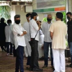 Veteran Bollywood comedian Jagdeep's funeral in Mazgaon – Set 2