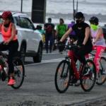 Katrina Kaif spotted cycling in Bandra