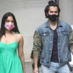 Varun Dhawan and Kiara Advani spotted at Karan Johar's office