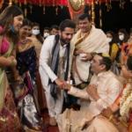 Singer Sunitha – Ram's Wedding