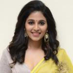 Photos : Anjali Nagalla at Vakeel Saab Pre Release Event