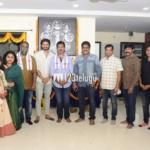 Muhurtham Photos : Anand Devarakonda – KV Guhan's Film