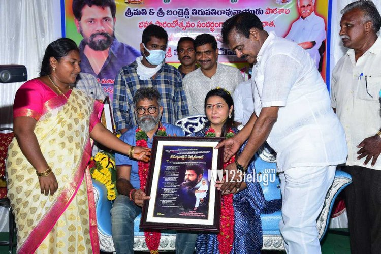 Sukumar attends inauguration of the school built in his father's memory
