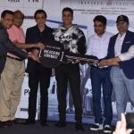 Photos : Bell Bottom Trailer Launch Event (Akshay Kumar, Vaani Kapoor)
