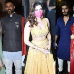Photos : Celebs arrive at Anil Kapoor's home for Rhea Kapoor – Karan Boolani's wedding – Set 2