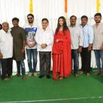 Muhurtham Photos : Nithiin – Kriti Shetty film