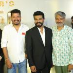 Ram Charan, Shankar's film RC15 launch
