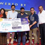 Aamir Khan, Chiranjeevi at Love Story Unplugged Event