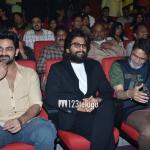 Photos : Allu Arjun at Varudu Kaavalenu Pre Release Event