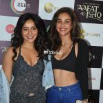 Photos : Neha Sharma with her sister Aisha Sharma