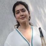 Raashi Khanna at Dharma Productions' office
