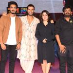 Photos : Vijay Deverakonda at Romantic movie pre release event