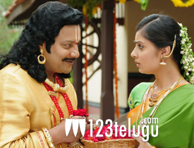 Sri Chilkur Balaji movie review