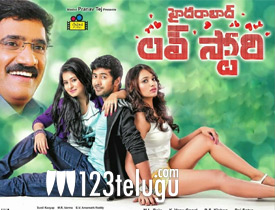 Hyderabad Love Story movie review