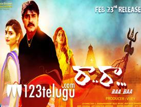 Raa Raa movie review