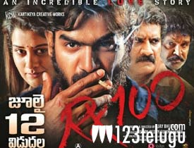 RX100 movie review