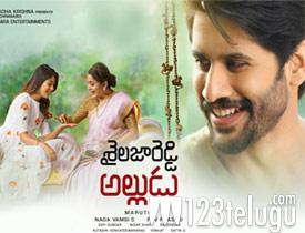 Shailaja Reddy Alludu movie review