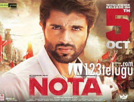 NOTA movie review