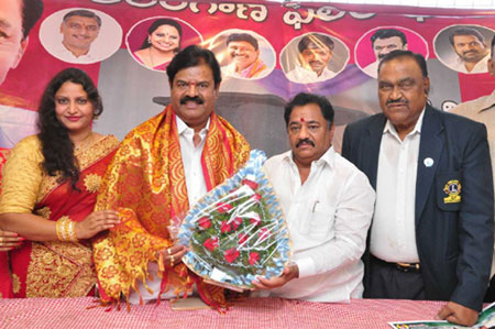 Mahila Kabaddi Movie Poster Launch