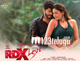 RDX Love movie review