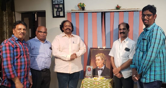 Puranapanda Srinivas Brown Mandiram in Rajamahendravaram