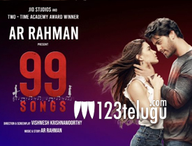 99 Songs movie review
