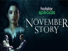 November-Story movie review