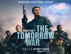 The-Tomorrow-War Movie Review