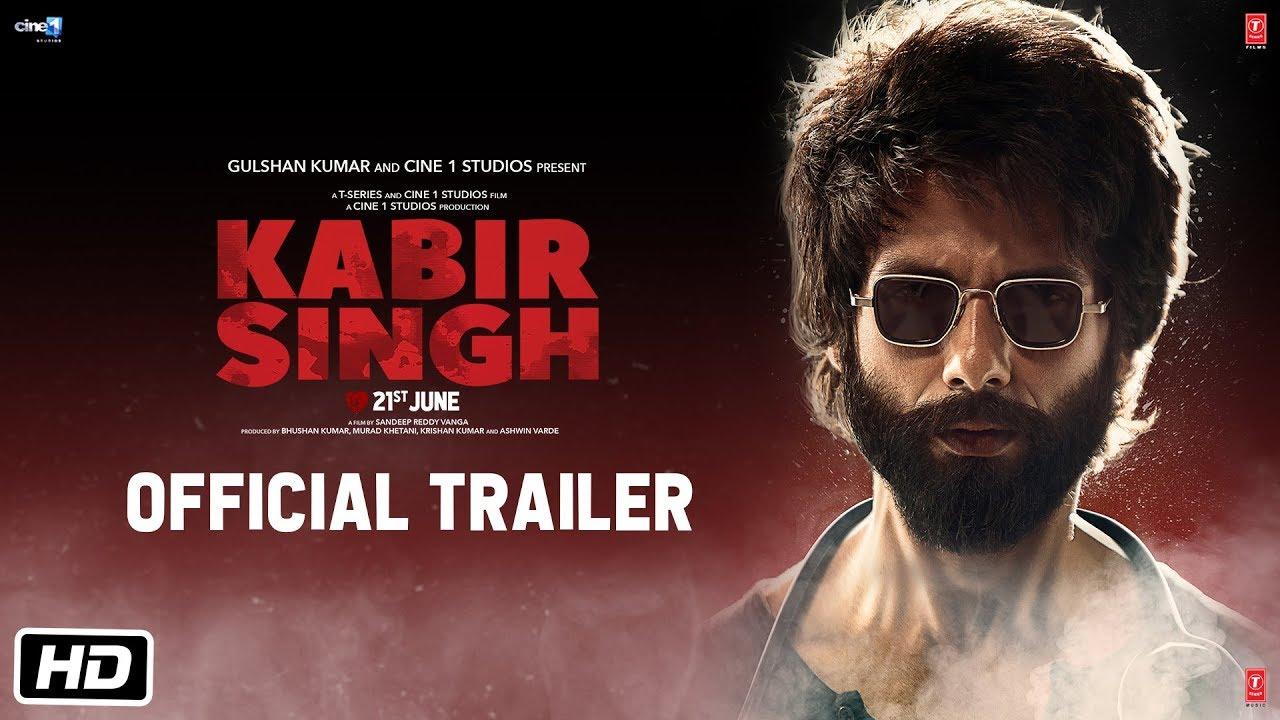 download songs of movie kabir singh