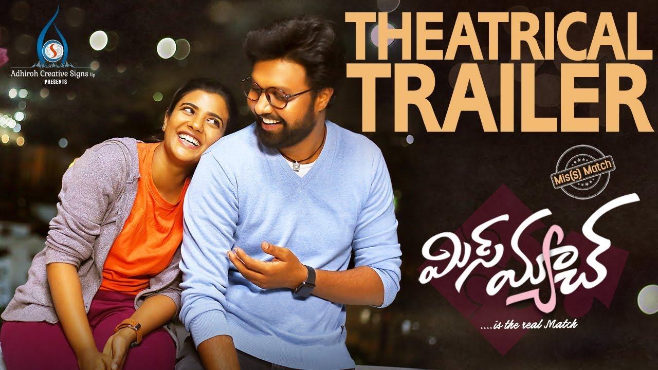 Theatrical Trailer : MisMatch (Udhay Shankar , Aishwarya Rajesh ,NV Nirmal Kumar)